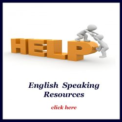 English resources speaking