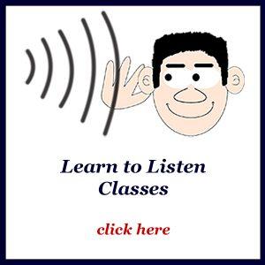 learn to listen 1